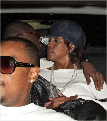 Whitney & Ray J Spotted Yet Again