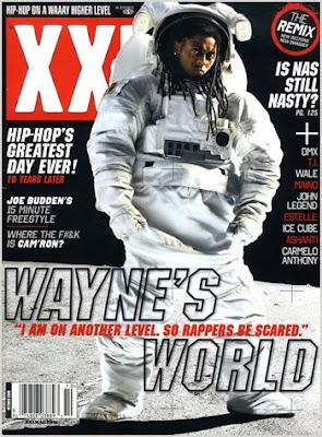 Lil' Wayne Covers XXL