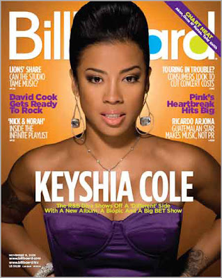 keyshia Keyshia Cole Covers Billboard