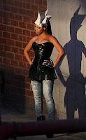 Beyonce Shoots 'Diva' Video