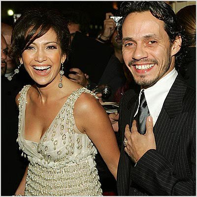 jennifer lopez marc anthony 5 Jennifer Lopez & Hubby Set For Split?
