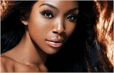 brandy+interview2 Brandy Hits The Studio With Pharrell