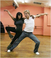 lil+kim+dancing+3 Lil Kim Rehearses For Dancing With The Stars