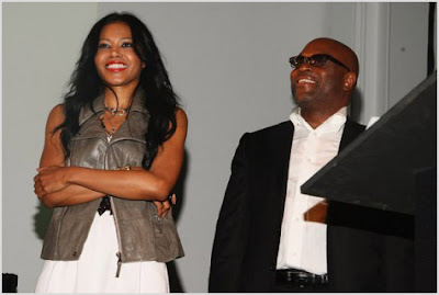 LA Reid Considered Dropping Amerie From Def Jam Last Month