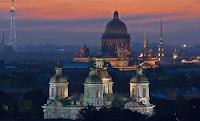 Hidden Numbers -  St Petersburg