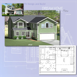 2-Story House Plans, 2-Story Home Plans, Two Story Floor Plans