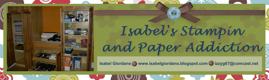 Isabel's Stampin and Paper Addiction