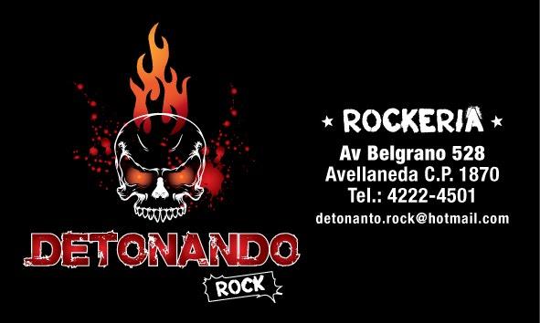 DETONANDO ROCK ROCKERIA