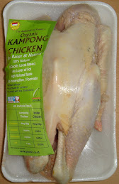 Labelled Organic Kampong Chicken