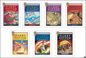VERSI HARRY POTTER SERIES