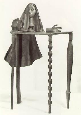 Surrealist Table