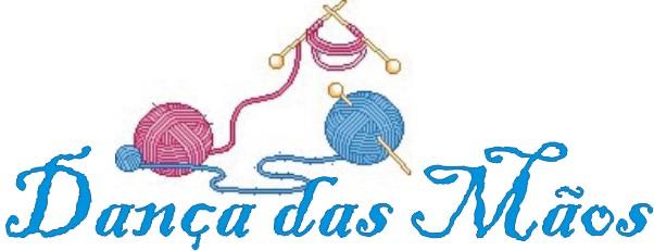 Dança das Mãos * Artes em Crochê *