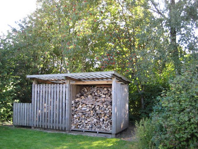 Brændværdi træ