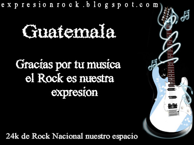 24k de ROCK NACIONAL