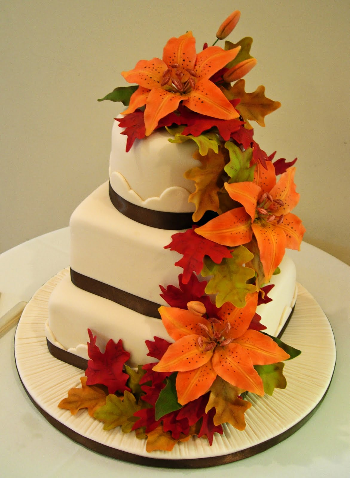 Judy s Cakes Tiger Lily