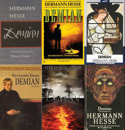 an analysis hermann hesse on writing his novel demian Unlike most editing & proofreading services, we edit for everything: grammar, spelling, punctuation, idea flow, sentence structure, & more get started now.