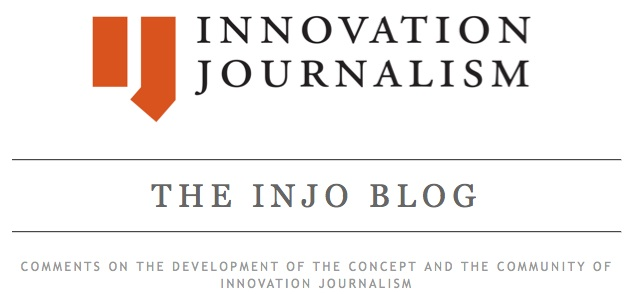 The Innovation Journalism Blog