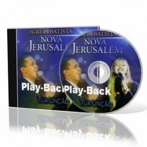 tua+un%C3%A7%C3%A3o Baixar CD Igreja Batista Nova Jerusalém   Tua Uncao (Playback)