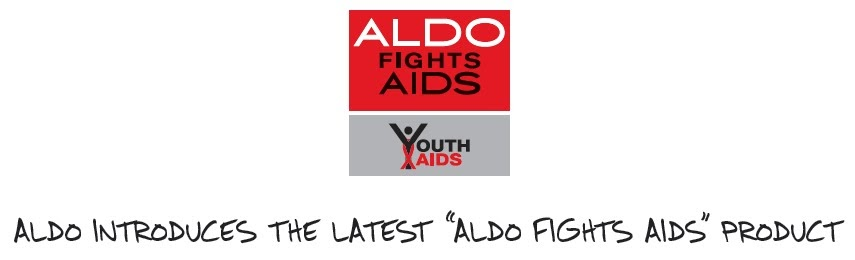 Montreal Fashion Minds: ALDO Fights AIDS... one fab bag at ...