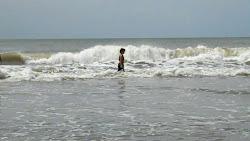 Disfrutando del mar...