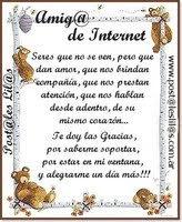 Premio Amiga de Internet!!!