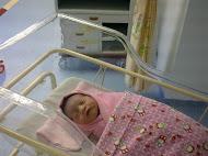 Newborn Nasuha
