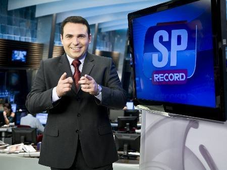 Estudio do SP Record