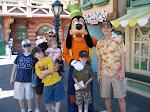 Goofy 2007 Disneyland