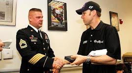 Chris Dempsey and Matt Kenseth
