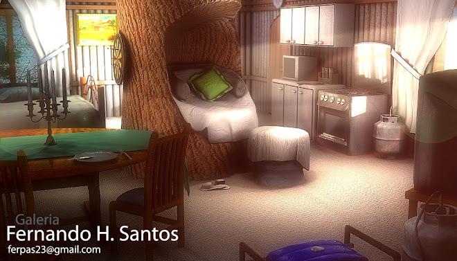 Portfólio On-line de Fernando H. Santos
