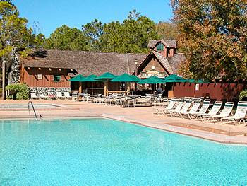 Fort wilderness offers two choices t0 camp plus an entertaining personality t0 enjoy for Meadow swimming pool fort wilderness