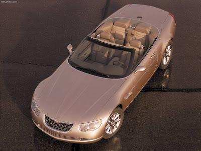 2000 Chrysler 300 Hemi C Convertible Concept Chrysler Autos Spain