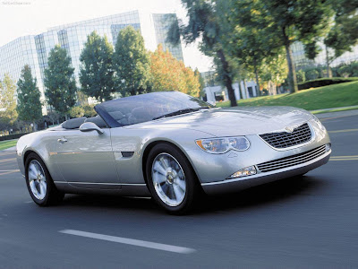 2000 Chrysler 300 HEMI C Convertible Concept | Chrysler Autos Spain