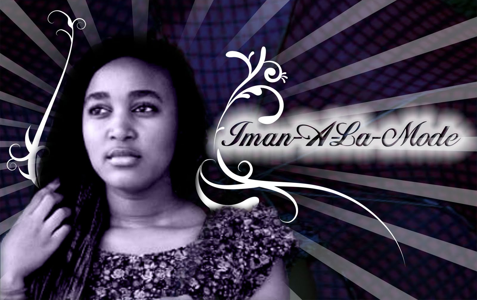 Iman-A-La-Mode