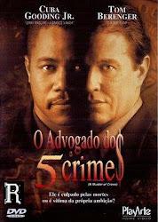 Baixar Filme O Advogado dos 5 Crimes (Dual Audio)
