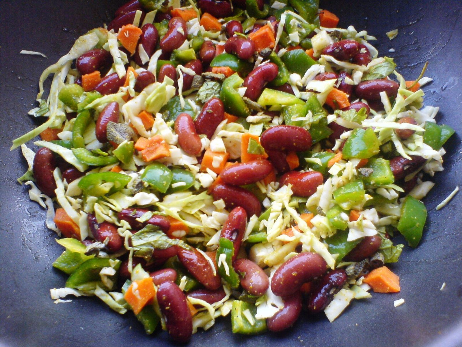 bean salad kidney bean salad with kidney bean salad mediterranean bean ...