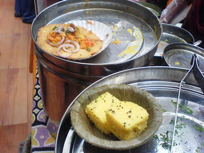 This Week at the Farmer's Market - Sahi Tiffin - Pickles, Thepla, Dhoklas
