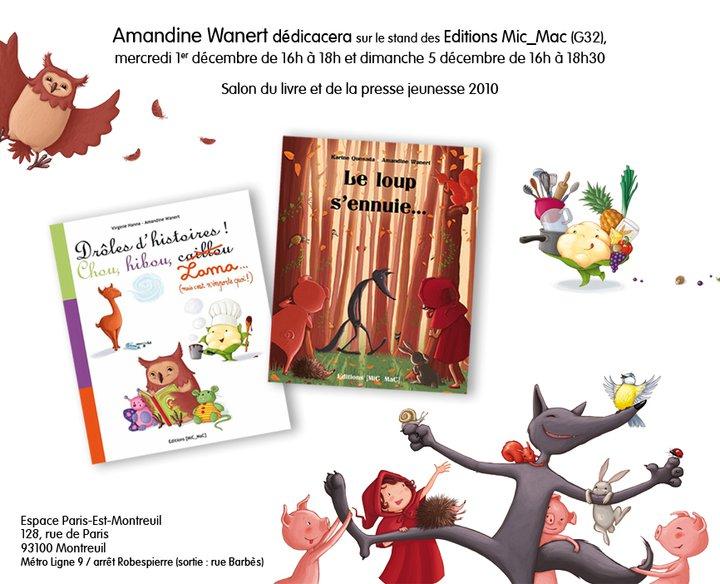 Karine quesada auteur jeunesse les d dicaces montreuil for Salon du livre jeunesse montreuil