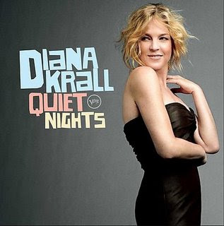 Diana Krall released her newest album named Quiet Nights featuring songs with a bossa nova flavor on March 30th.