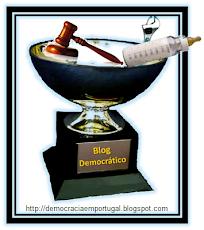 Prémios Blog Democrático