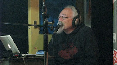 John Sinclair at Cafe Zen