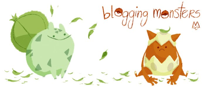 Blogging Monsters