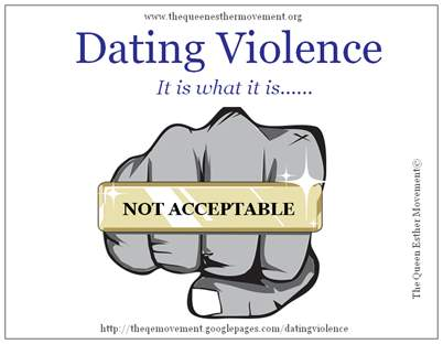 Teen-Dating Violence; There is no one to ask for help.