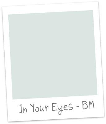 Creategirl color time in your eyes benjamin moore for Benjamin moore tea light