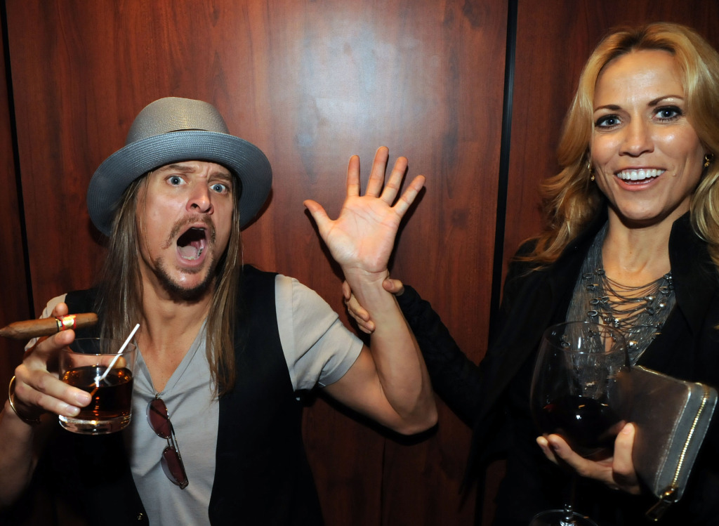 Kid Rock & Shery Crow
