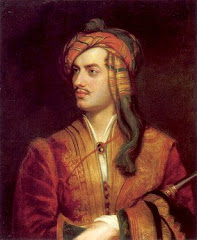 Lord Byron died for Greece.