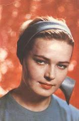 Liudmila Chursina, actress.