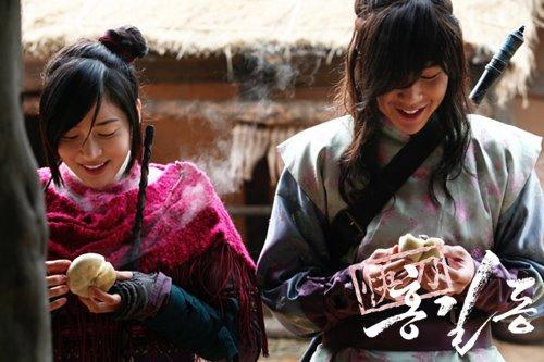 لمحبيHong Gil Dong الرجاء الدخول هنا ^^,أنيدرا