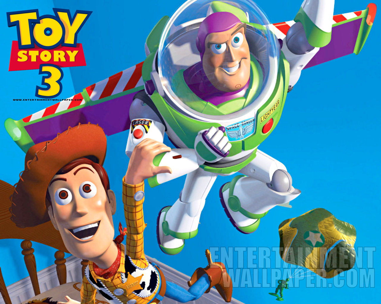 Toy Story 3 : Djan ity toy story
