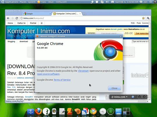 Chrome versi terbaru ini disebut-sebut menandai penyebaran yang cukup ...